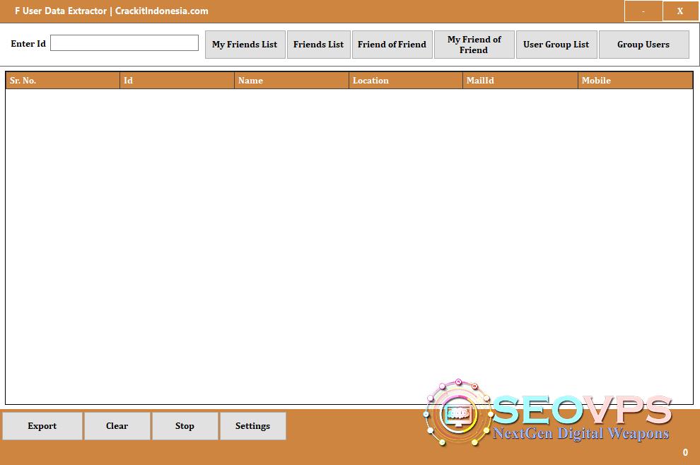 f-user-data-extractor