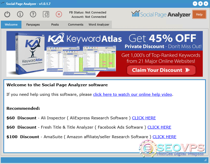 social-page-analyzer