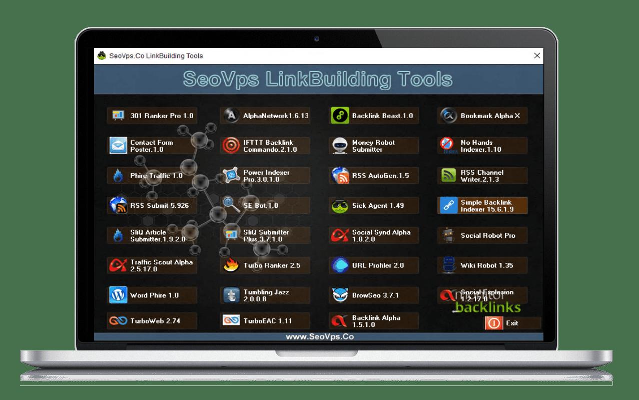 Seo Vps Link Building Tools-min