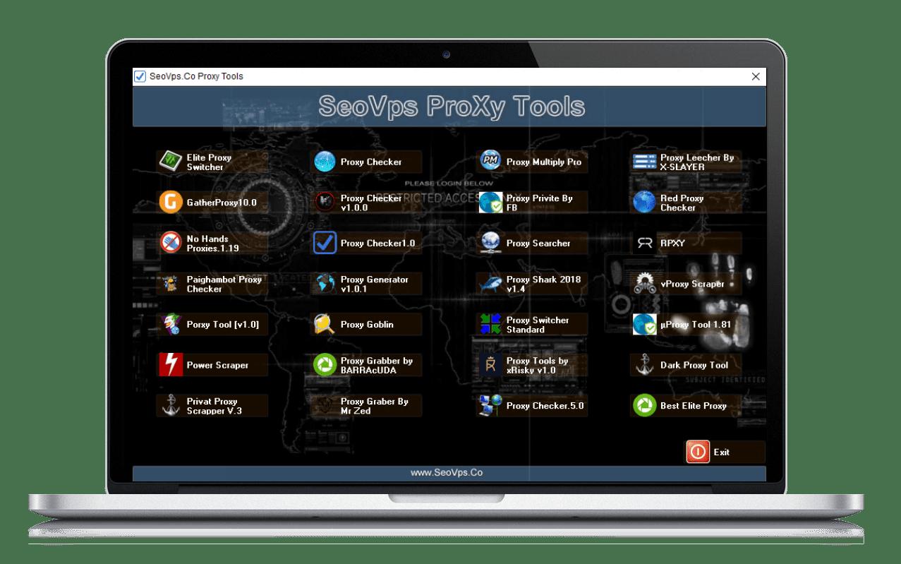 Seo Vps Proxy Tools