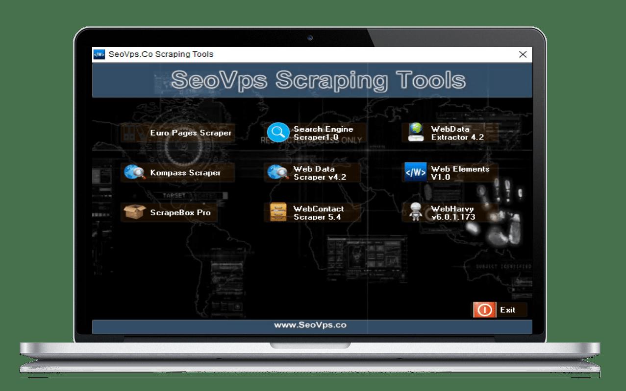 Seo Vps Scraping Tools