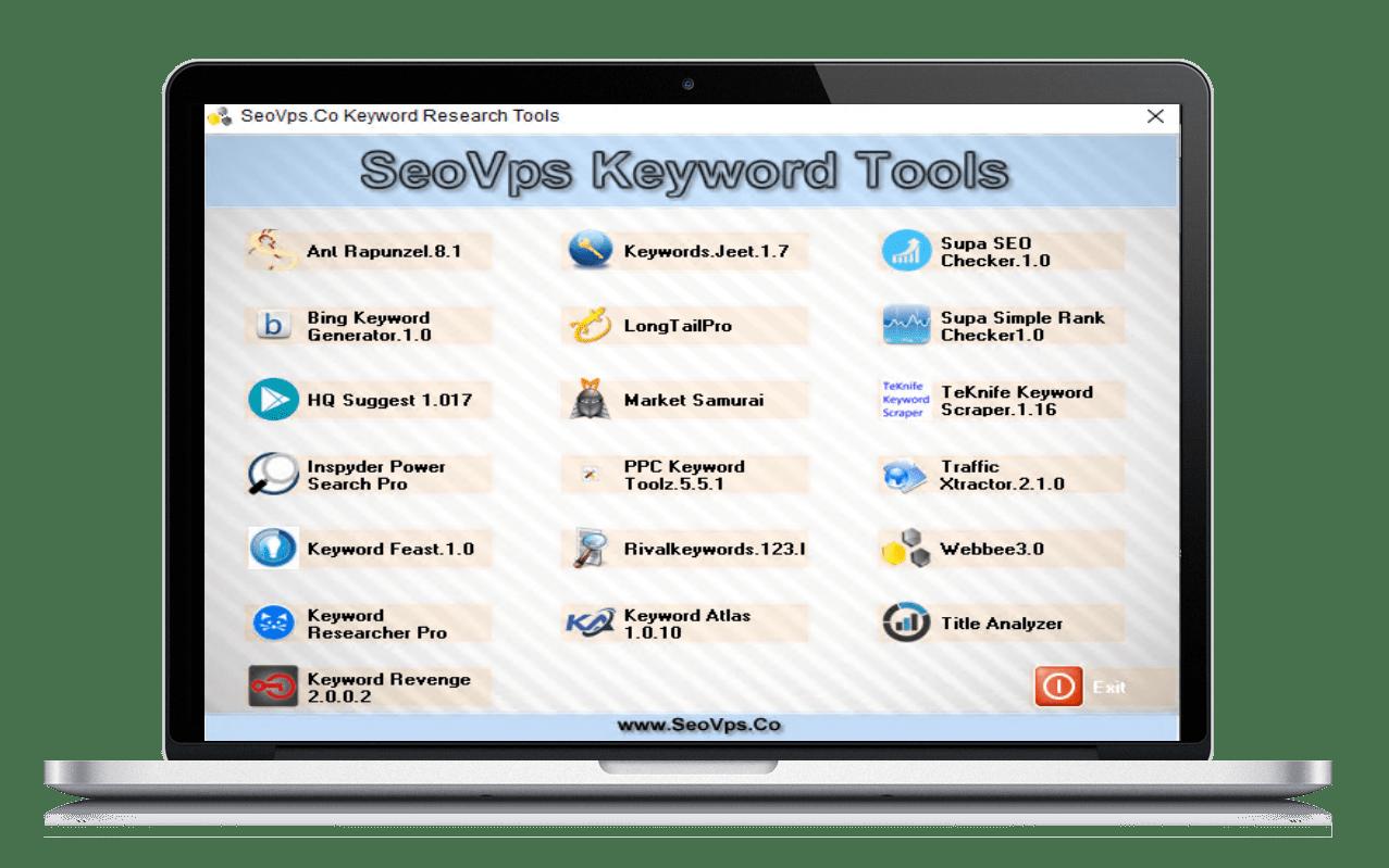 SeoVps KeyWord Tool